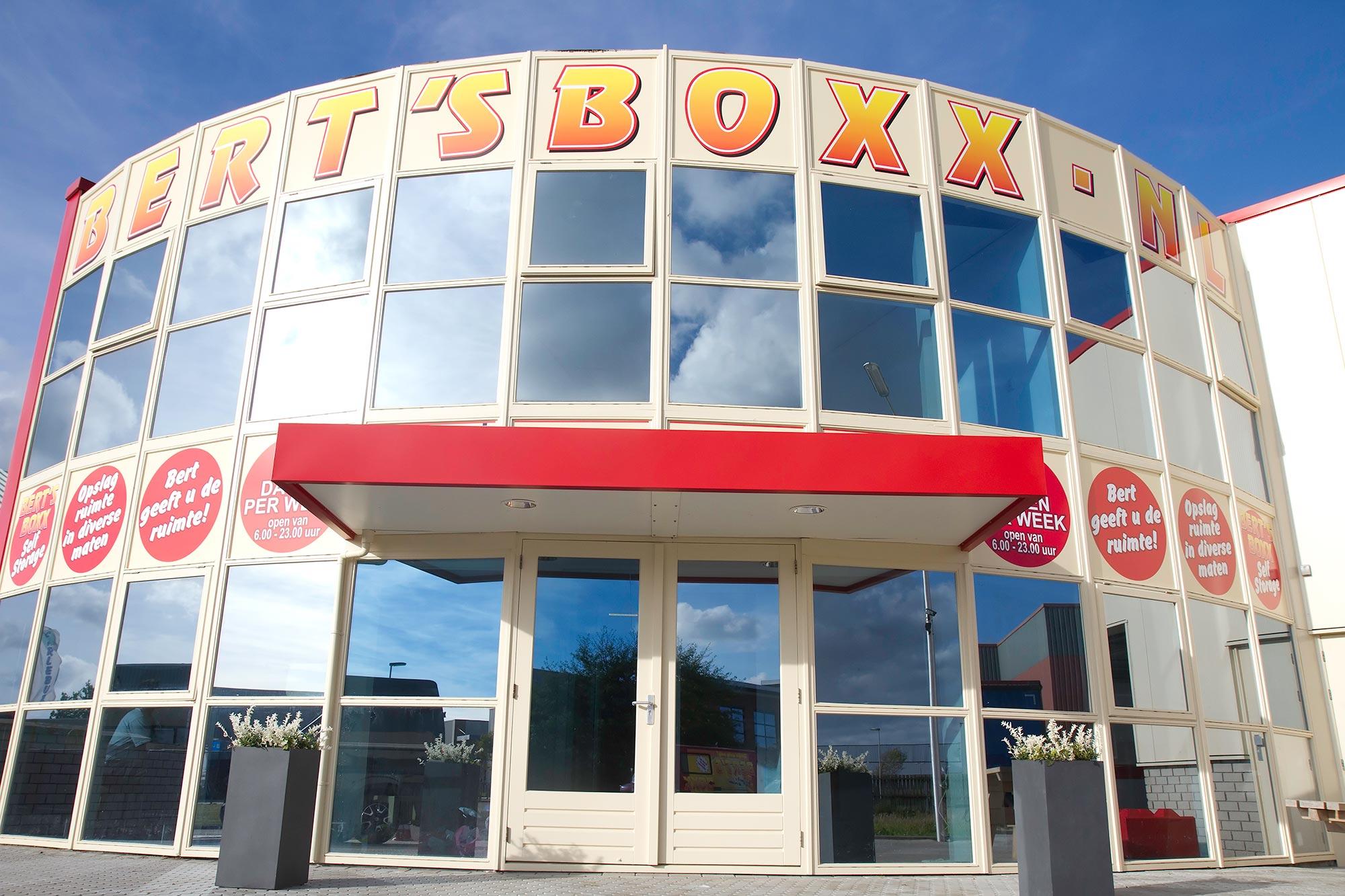 BERT'S BOXX