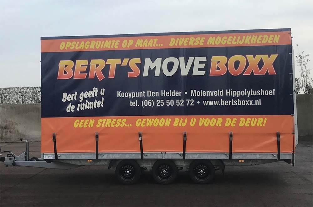 Bert's Moveboxx Groot
