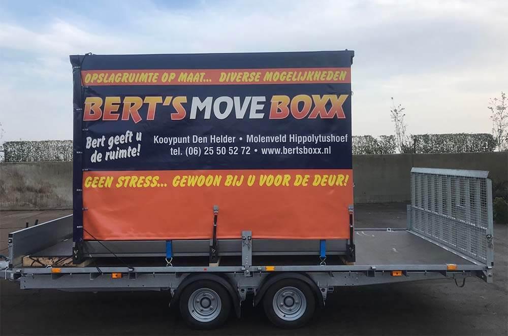 Bert's Moveboxx Klein